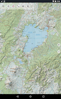 Screenshot of New Zealand Topo Maps Free