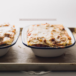 Acorn Squash Lasagna Recipes