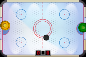 Screenshot of X-Hockey