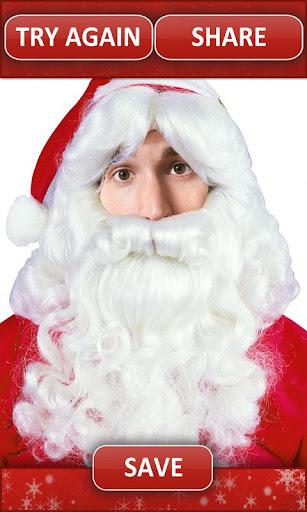 Santa Booth