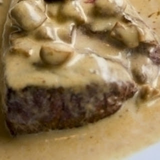 Mushroom Brandy Cream Sauce Recipes