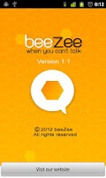 Screenshot of beeZee | Auto Reply SMS