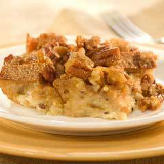 Southern Praline Bread Pudding