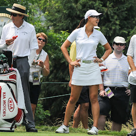 That's Funny by Lawrence Kelly - Sports & Fitness Golf ( lpga, golf, 2010, golfers, us open, lady golfers, oakmont,  )