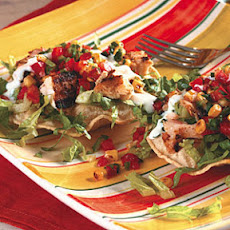 Grilled Grouper Tacos
