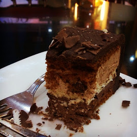 by Abhinanda Naresh - Food & Drink Candy & Dessert ( twin, chocolate, mousse, yummy )