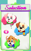 Screenshot of Puppy Care Games for Girls