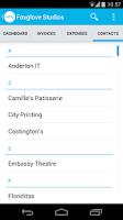 Screenshot of Xero Accounting Software