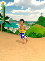 Screenshot of Rei da Bola