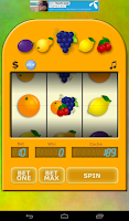 Screenshot of Fruits slot