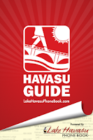 Screenshot of Havasu Guide