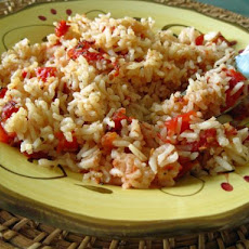 Ww Low Fat Baked Tomato Rice