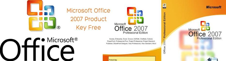 office 2007 enterprise key free
