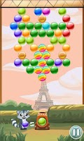 Screenshot of Bubble Shooter City