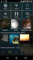 Screenshot of Wallfeed