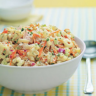 Picnic-Perfect Tuna-and-Macaroni Salad