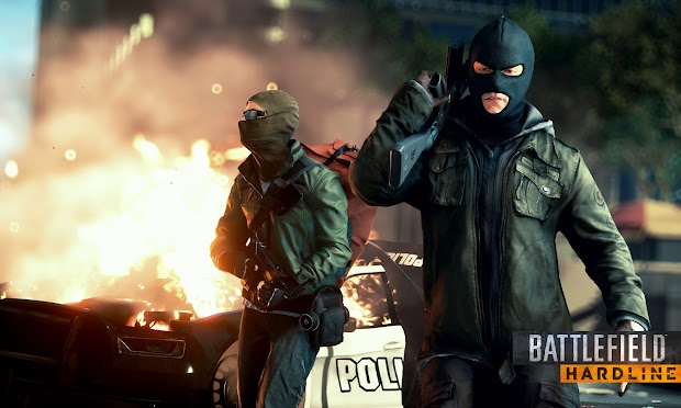 Battlefield: Hardline beta is coming to all platforms