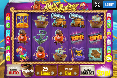 Slot Buster - Slots & Casino – Miniaturansicht des Screenshots