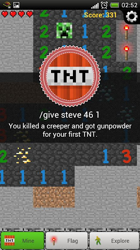 MC Sweeper MineCraft Sweeper