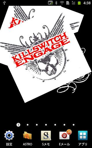 キルスウィッチ・エンゲイジ ライブ壁紙