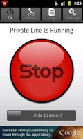 Screenshot of Private Line- Free Privacy