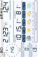 Screenshot of Weather Station