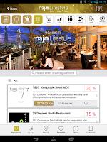 Screenshot of My Najm