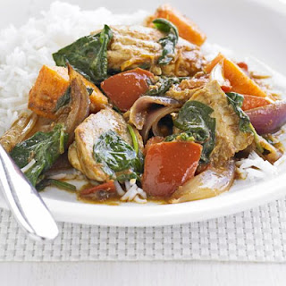Chicken Curry With Potatoes And Rice Recipes