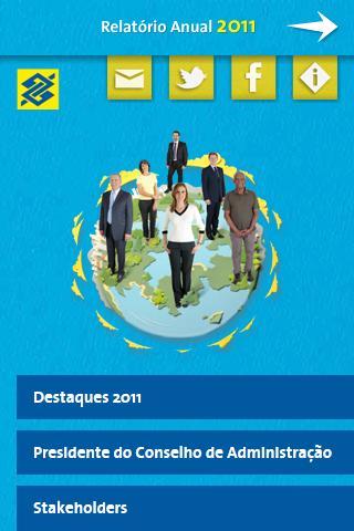 RA 2011 do Banco do Brasil