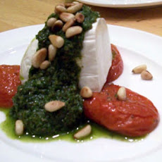 Winter Caprese Salad