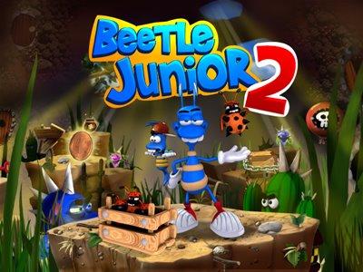 Beetle Junior 2 甲虫历险记2