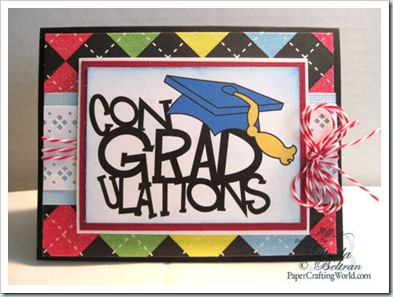 congradulations word art digital card-500