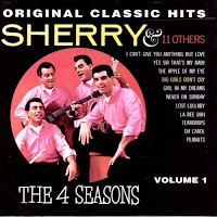 The 4 Seasons Sing Big Hits by Burt Bacharach...Hal David...Bob Dylan