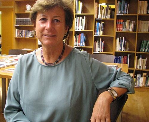 Isabel Rodà de Llanza, directora de l'ICAC. Foto: Carme Badia i Puig
