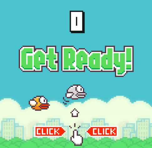 Flappy Bird para Windows Phone