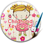 Keyboard Childhood Theme