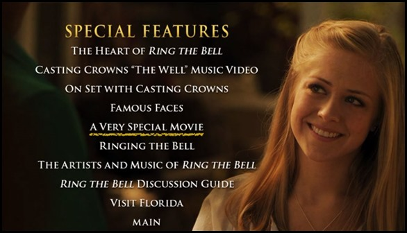 Ring the Bell - Special Features