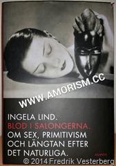 Bild på bok Blod i Salongerna av Ingela Lind