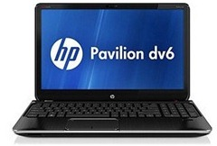 HP Pavilion dv6t Quad Edition Notebook PC