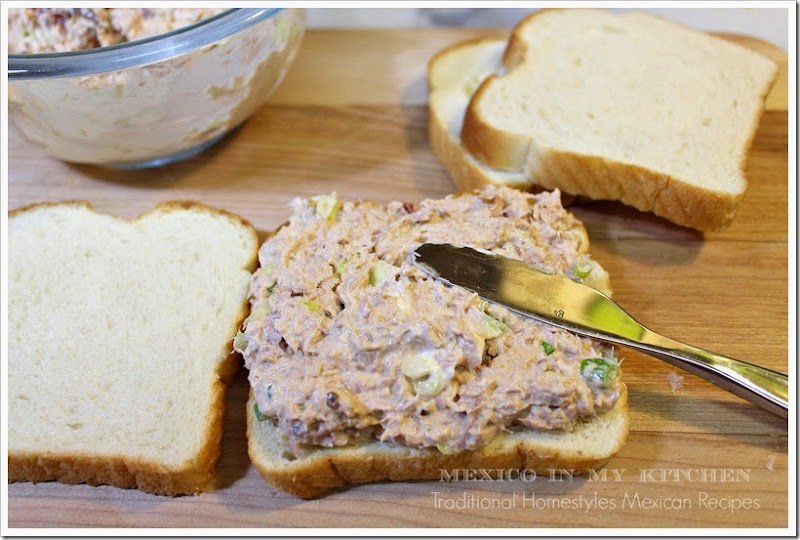 Chipotle Tuna Sandwich, Easier Than You Think