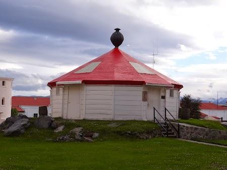 Ushuaia, Tara de Foc: Farul de la capatul lumii