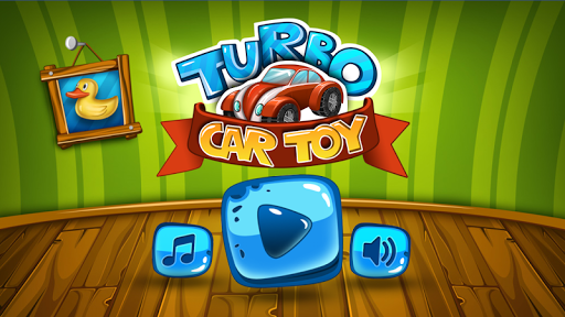 Turbo Toy Car: Playroom Racing