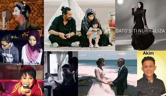 Lagu Melayu Top Masa Kini 2014 #5