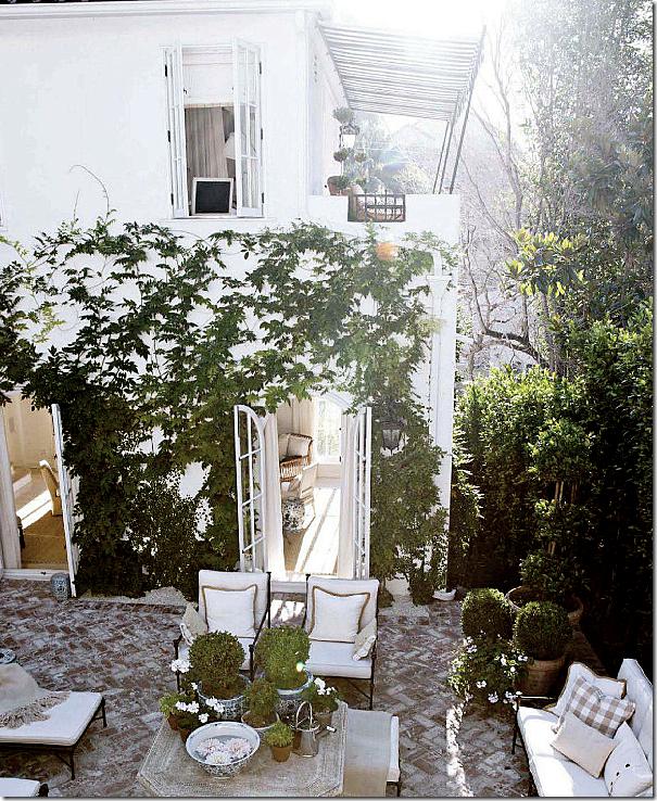 Beautiful Backyard Patio Garden