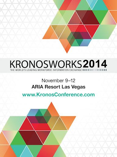 KronosWorks 2014