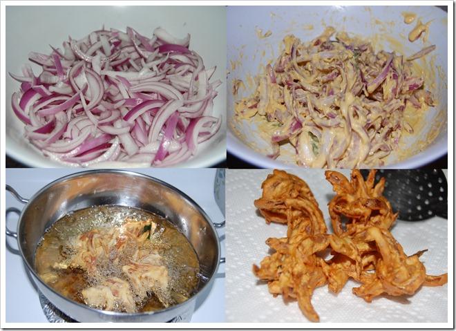 Onion Pakoda வ ங க ய பக க ட 7aum Suvai