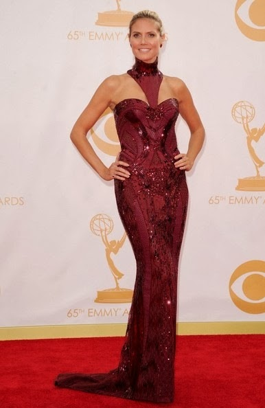 Heidi Klum 65th Primetime Emmy Awards