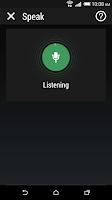 Screenshot of HTC Speak Pack-FI