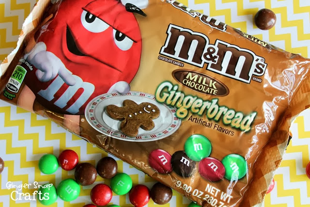 gingerbread M&Ms #HolidayMM #shop