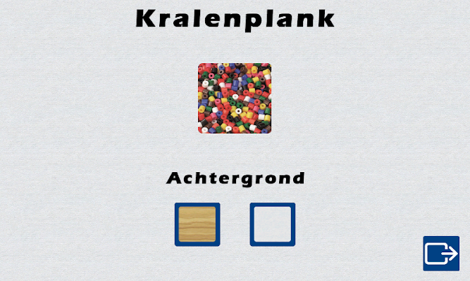 Kralenplank - screenshot